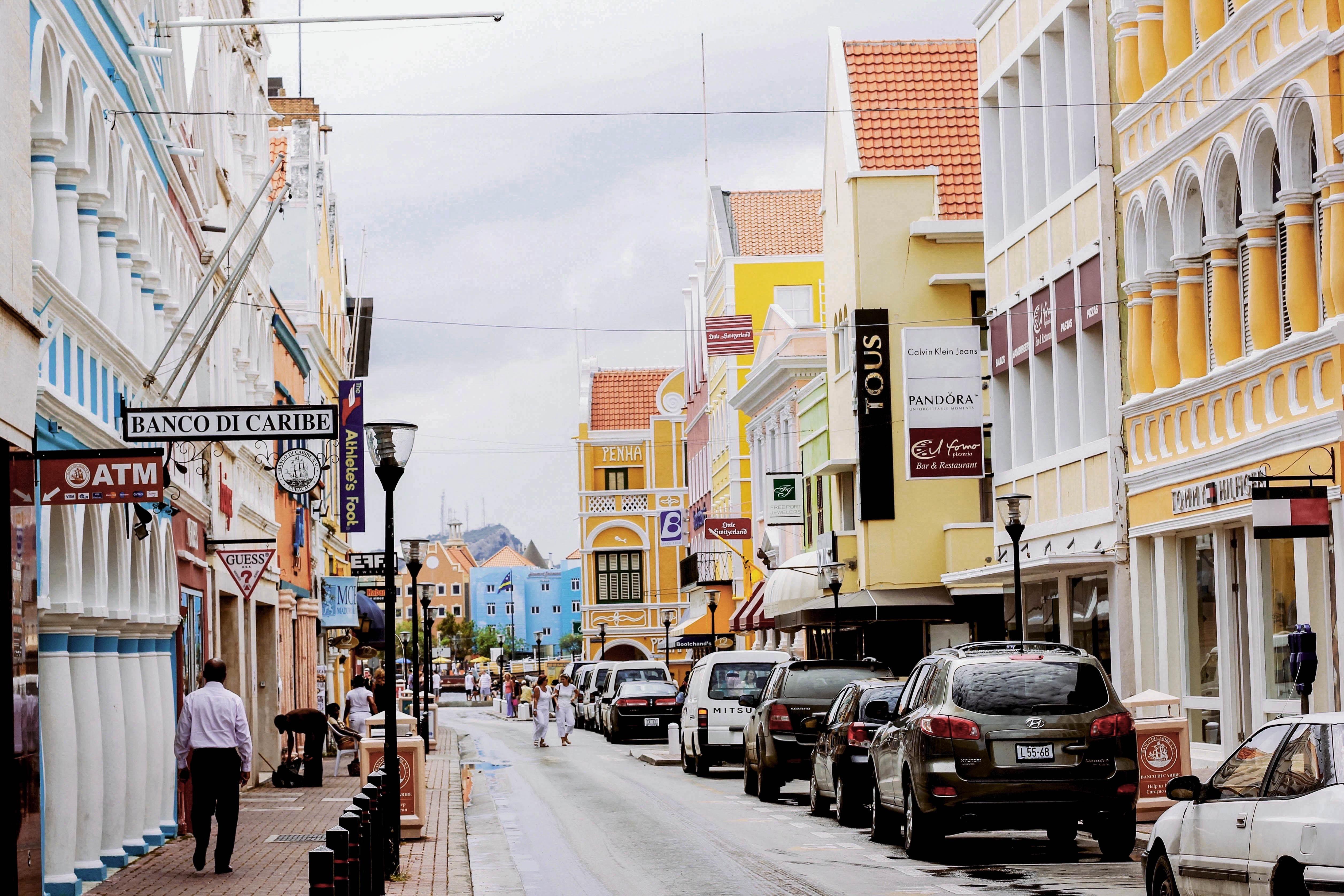 Viaje a Curazao accesible en silla de ruedas