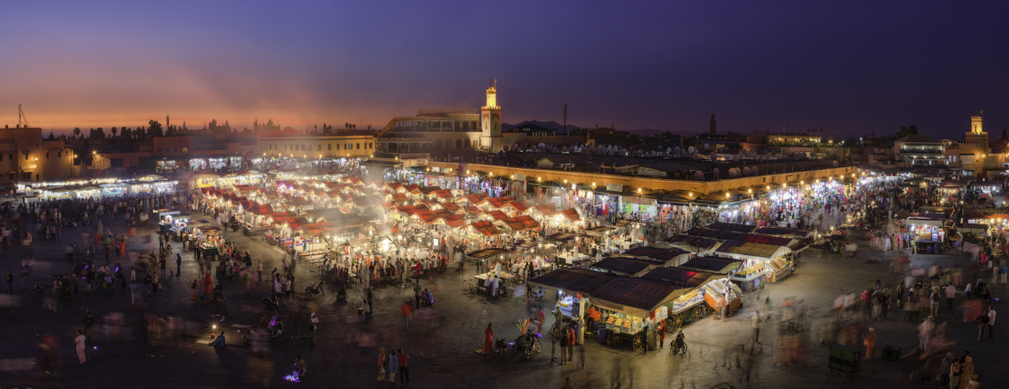 Marruecos en silla de ruedas