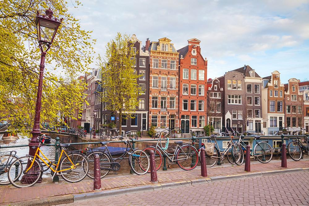 Holanda accesible, turismo accesible en Amsterdam