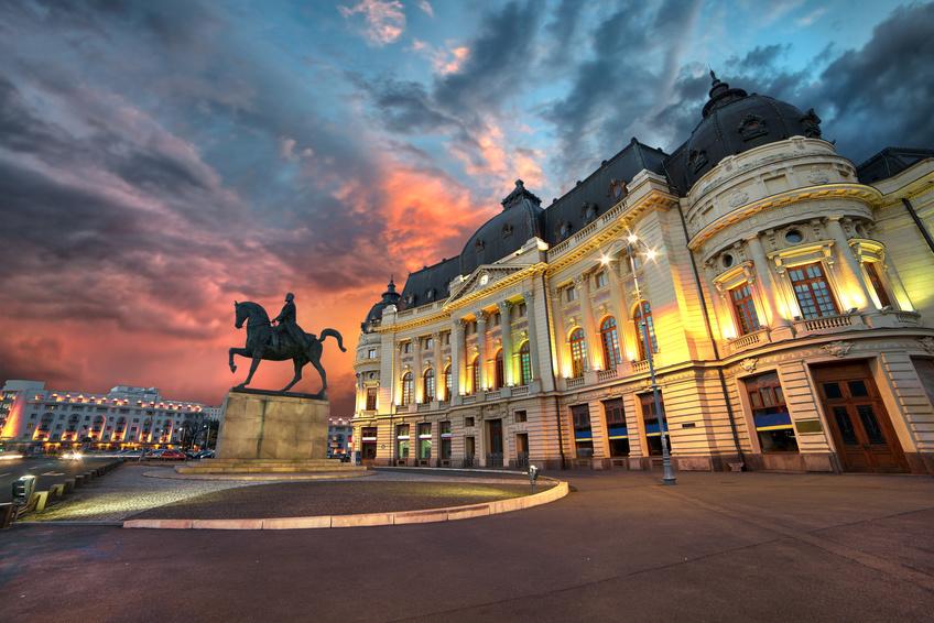 Viaje a Rumania en silla de ruedas