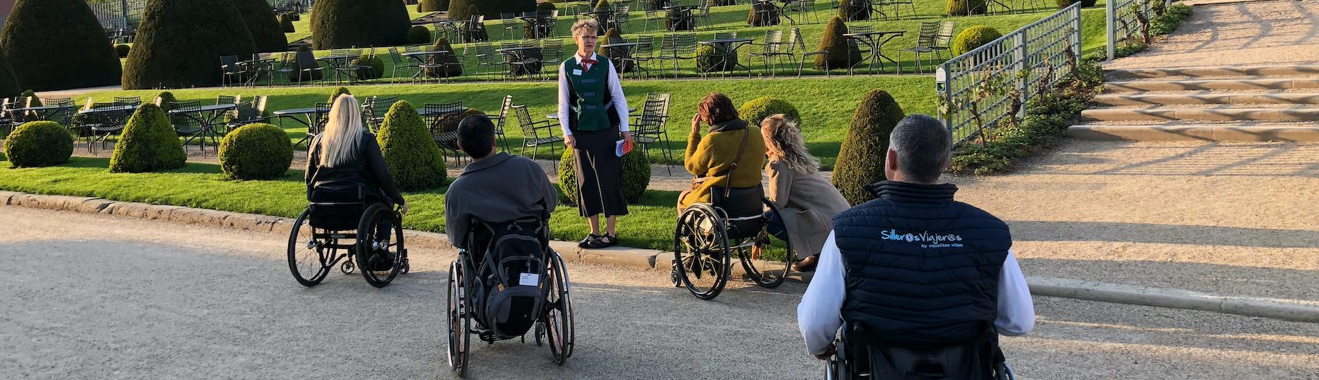 Actividades accesibles en silla de ruedas para personas con discapacidad