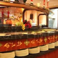 Hotel-Ski-Plaza-Andorra-buffet-accesible-en-sillas-de-ruedas