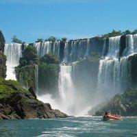 excursión adaptada en las cataratas de iguazú