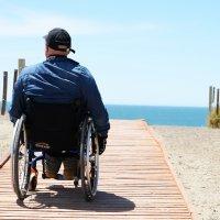 Puerto Madryn pasarela accesible