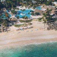 Playa adaptada en el Caribe para personas con discapacidad