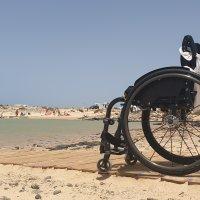 Playas accesibles en Fuerteventura
