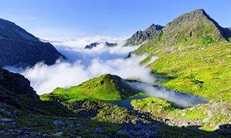 Paisajes de Andorra - Lagos de montaña