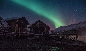 Avistaje auroras boreales en Tromsø para personas con discapacidad