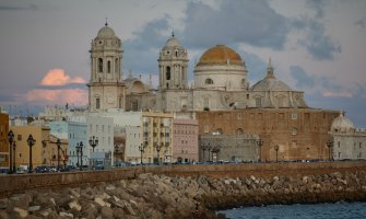 Viaje a Cadiz accesible en silla de ruedas