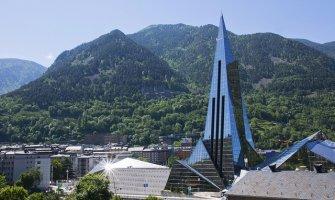 Andorra. Caldea, Wellness adaptado y accesible