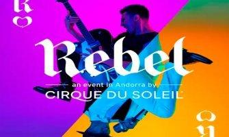 Disfruta del Cirque du Soleil en Andorra accesible para personas con discapacidad