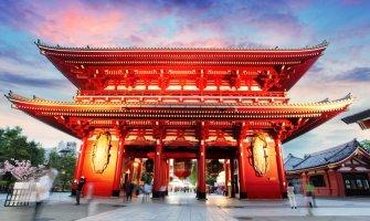 Turismo en silla de ruedas por japón