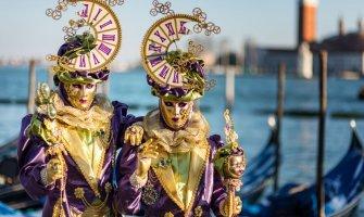 Carnaval de Venecia accesible