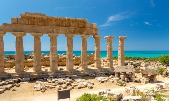 Grecia accesible en silla de ruedas