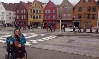 Viaje a Noruega en silla de ruedas
