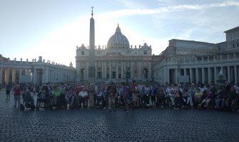 Viaje en grupo a Roma en silla de ruedas