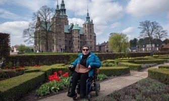 Copenhague en silla de ruedas, turismo accesible en dinamarca