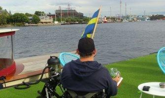 Turismo accesible para usuarios de silla de ruedas en estocolmo