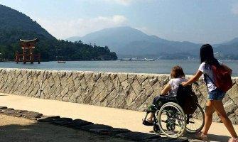 Turismo accesible en Japon para personas con discapacidad