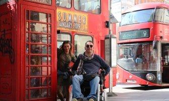 Londres en silla de ruedas