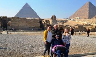 Turismo Accesible en Egipto para usuarios de silla de ruedas