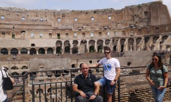 Turismo accesible en Roma en silla de ruedas