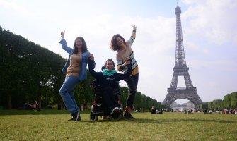 Viaje por Europa en silla de ruedas
