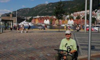 Testimonio de viaje accesible a Noruega