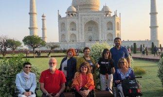 India para personas con discapacidad