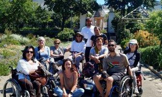 Safari por Sudáfrica accesible para usuarios de silla de ruedas