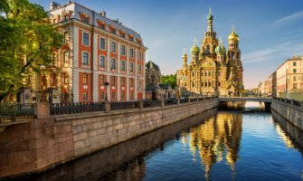 Moscú y San Petersburgo en silla de ruedas