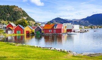 Noruega accesible para personas con discapacidad