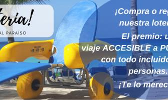 Viaje gratis al Caribe para personas con discapacidad o usuarios de silla de ruedas