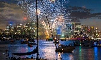 Nochevieja accesible en Sydney.