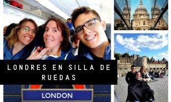 Visitar Londres en silla de ruedas.
