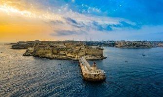 Imagen de Malta en silla de ruedas