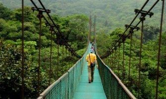 Costa Rica Accesible parque selvatura