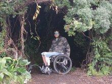 Turismo accesible en Costa Rica en silla de ruedas