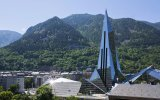 Andorra. Caldea, Wellness adaptado y accesible