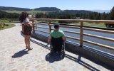 Naturlandia. Andorra accessible y adaptado para silla de ruedas